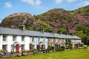Snowdonia, A4085, Caernarfon, Gwynedd LL55, UK