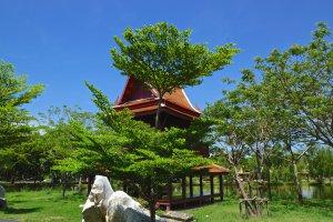 Soi Khang Mueang Bo Ran, Tambon Thai Ban Mai, Amphoe Mueang Samut Prakan, Chang Wat Samut Prakan 10280, Thailand