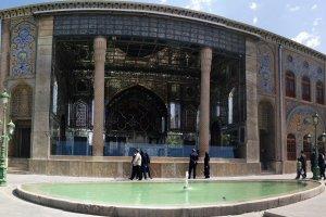 Tehran, Ekbatan, Iran