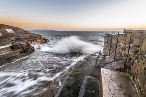 Photo taken at 17 Sandycove Point, Dublin, Ireland with SONY ILCE-7