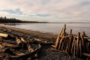 Photo taken at 8997 Point No Point Road Northeast, Hansville, WA 98340, USA with Canon EOS 6D