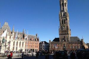 Markt 1, 8000 Brugge, Belgium