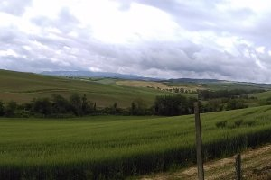 Photo taken at 53026 Pienza SI, Italy with HTC Desire 820