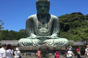 Great Buddha of Kamakura, 県道32号線, 由比ガ浜4, 長谷4, Kamakura, Kanagawa Prefecture, 248-0016, Japan