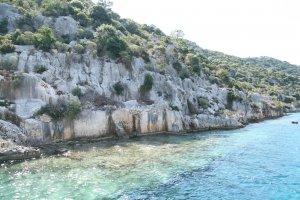 Kuşcağız Köyü Yolu, 07580 Çevreli Köyü/Demre/Antalya, Turkey