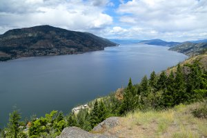 Photo taken at Apex Trail, Kelowna, BC V1Y, Canada with Canon EOS 6D