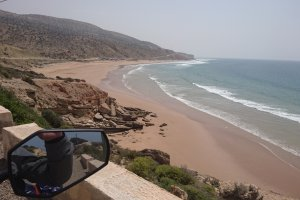 Photo taken at N1, Morocco with Sony E6683