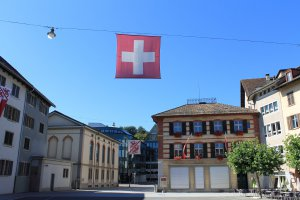 Photo taken at Neumarkt 7-13, 8400 Winterthur, Switzerland with Canon EOS 1100D