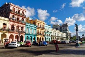 Paseo de Martí, La Habana, Cuba