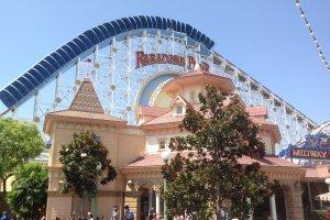Paradise Pier, Anaheim, CA 92802, USA