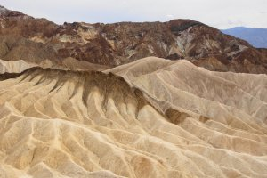 Death Valley National Park, Zabriskie Point Road, DEATH VALLEY, CA 92328, USA
