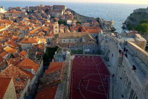 Tower Minčeta, Iza Grada, Pile, Dubrovnik, Grad Dubrovnik, Dubrovnik-Neretva County, 20108, Croatia