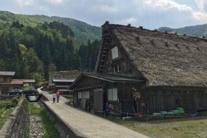 705 Ogimachi, Shirakawa-mura, Ōno-gun, Gifu-ken 501-5627, Japan