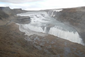 Gullfoss Parking, Iceland