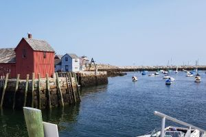 Sandy Bay Yacht Club, 5, T Wharf, Bearskin Neck, Rockport, Essex County, Massachusetts, 01966, USA
