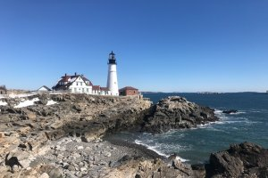 Photo taken at 12 Captain Strout Cir, Cape Elizabeth, ME 04107, USA with Apple iPhone 7