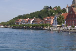 Photo taken at Uferpromenade 4, 88709 Meersburg, Germany with Canon EOS 1100D