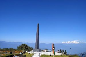 War Memorial, Batasia Loop, Hill Cart Road, Darjeeling, Darjiling, Darjeeling, West Bengal, 734102, India