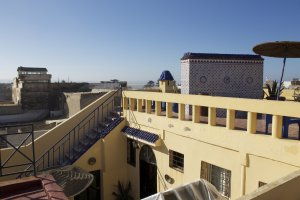 Rue Ibn Rochd, Essaouira, Morocco