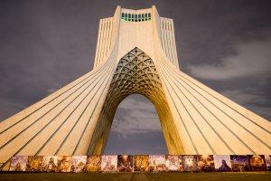 Tehran, Tehran, Azadi Street, Iran