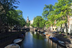 Photo taken at Prinsengracht 568, 1017 KR Amsterdam, Netherlands with Apple iPhone 6