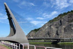 Mariánský most, 400 03 Ústí nad Labem-Střekov, Czech Republic