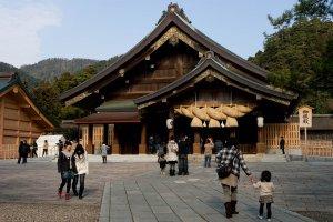 1004 Taishachō Kizukiminami, Izumo-shi, Shimane-ken 699-0711, Japan