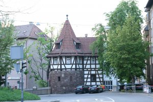 Weberstraße 72, 70182 Stuttgart, Germany
