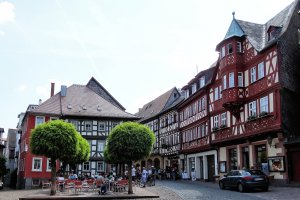 Photo taken at Hauptstraße 165, 63897 Miltenberg, Germany with SONY DSC-HX20V