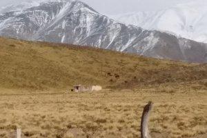 Ruta Provincial 89, Las Vegas, Mendoza, Argentina