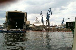 Hochwasserschutzanlage Vorsetzen, 20459 Hamburg, Germany