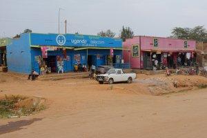 Mbarara - Masaka Road, Kaboyo, Uganda