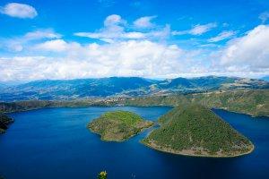 Laguna Cuicocha - Quiroga - Cuicocha, Ecuador