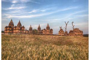 Chhatris, NH539, Orchha, Tikamgarh, Madhya Pradesh, 472246, India