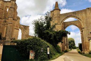 Convento de San Antón, BU-P-4013, Convento de San Antón, Castrojeriz, Odra-Pisuerga, Burgos, Castile and León, 09110, Spain