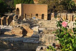 Ethniki Odos Irakliou Faistou, Gortina 700 12, Greece