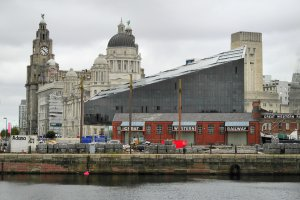 Photo taken at Hartley Quay, Liverpool, Merseyside L3 4AQ, UK with NIKON COOLPIX P7000