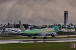 Paine Field Airport (PAE), 100th Street Southwest, Everett, WA 98204, USA