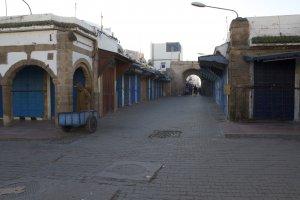 Rue de Tanger, Essaouira, Morocco