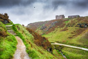 Castle Road, Tintagel, Cornwall PL34, UK