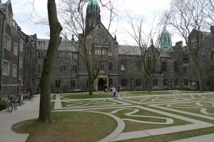University of Toronto - St. George Campus, 6 Hoskin Avenue, Toronto, ON M5S 1H8, Canada