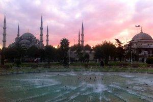 Cankurtaran Mahallesi, Park İçi Yolu, 34122 Fatih/İstanbul, Turkey