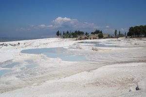 Photo taken at Unnamed Road, 20190 Pamukkale Belediyesi/Denizli Merkez/Denizli, Turkey with Canon DIGITAL IXUS 95 IS