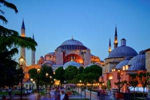 Küçük Ayasofya Mh., Küçük Ayasofya Cami, 34122 Fatih/İstanbul, Turkey
