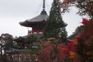Japan, 〒648-0211 Wakayama-ken, Ito-gun, Kōya-chō, Kōyasan 国道371号線