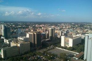 KICC Helipad, Parliament Road, Nairobi City, Kenya