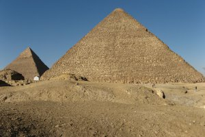 Photo taken at Al Ahram, Nazlet El-Semman, Al Haram, Giza Governorate, Egypt with Canon PowerShot A700