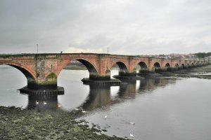 2 Bridge Terrace, Berwick-upon-Tweed, Northumberland TD15 1AW, UK