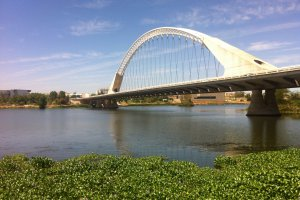 Puente de Lusitania, 06800 Mérida, Badajoz, Spain