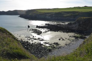 Pembrokeshire Coast Path, Saint David's, Haverfordwest, Pembrokeshire SA62 6RS, UK